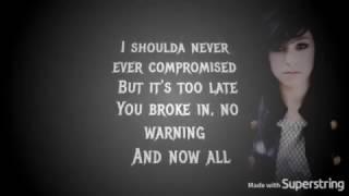 Snow White   Christina Grimmie Lyric Video mp3