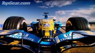 Richard drives a F1 car round Silverstone - Top Gear - BBC width=