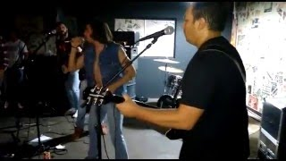 AC/DC Cover Let There Be Rock - Sin City(trecho) - Rock And Road MC (Rolândia)