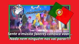 Clube das Winx 6 - Abertura 6ª Temporada Português | Lyrics [PT-PT]