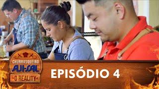 Churrasqueiro AJI-SAL® - O Reality (EPISÓDIO 4)