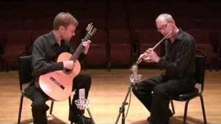Modinha - Heitor Villa-Lobos Kolosko-Dimow Duo