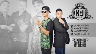 Kabo Ft Jef V - No Me Contesta (Prod By El Fredd Melodicos Music)