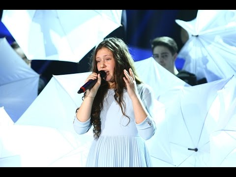 """Letizia Chiloiro în marea finală Next Star: Celine Dion - """"I surrender"""""""