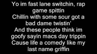 Get up! - Mac Miller + Lyrics (Best Day Ever)
