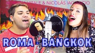 Roma - Bangkok - Baby K ft. Lali (Cover by Adriana Vitale & Nicolás Iaciancio)