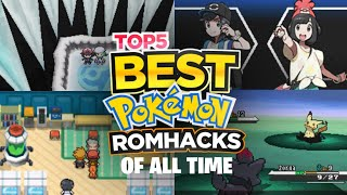 best nds pokemon rom hacks