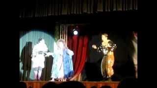 """Norymar Garcia - Arlequines y Kira ( Georgina Palacios ) en """"Anastasia y la Princesa kira """""""
