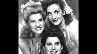 The Andrews Sisters - Bei Mir Bist Du Schön 1937