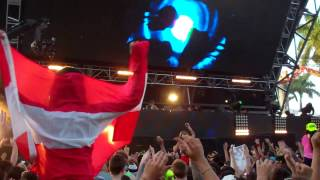 Zeds Dead & The Killabits - Just Hold Me @ Ultra Music Festival 2013 HD