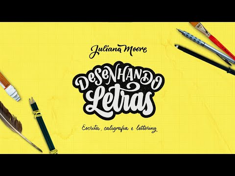 Desenhando Letras de Juliana Moore