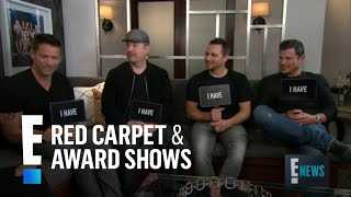 "98 Degrees Plays ""Never Have I Ever"" 