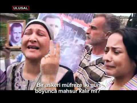 Suriyedeki Sözde Katliamın Gerçek Yüzü