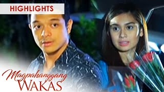 Magpahanggang Wakas: Waldo gives Issa roses   Episode 44