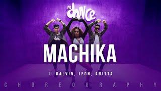 Machika - J. Balvin, Jeon, Anitta | FitDance Life (Coreografía) Dance Video