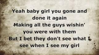 My Girl LYRICS - Dylan Scott