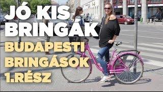 Jó kis bringák | Budapesti bringások | 1.rész | VS.hu
