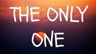 James Blunt - THE ONLY ONE (Lyrics)