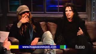 Hoppus on Music - Alice Cooper - 1