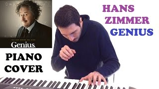 Hans Zimmer - Genius (National Geographic Soundtrack) (Piano Cover)