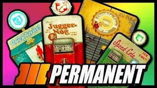 ULTIMATE ZOMBIE GLITCH - Permanent JUGGERNOG & ALL Other PERKS!!! BO3 Zombies