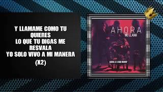 Karol G, Bad Bunny - Ahora Me Llama (Audio) (Letra)