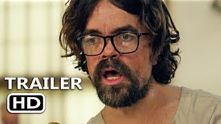 THREE CHRISTS Official Trailer (2020) Richard Gere, Peter Dinklage Movie