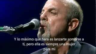 "Billy Joel ""She's always a woman"" (LIVE, 2006) SUBTITULADO AL ESPAÑOL"