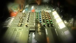4 track cassette tape hiphop dub mix outta tascam 246