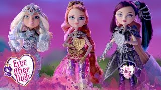 Ever After High Dragon Games Dragon Games TV Commercial | Ever After High