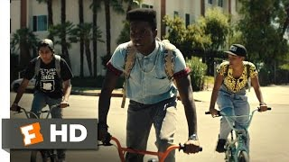 Dope (2015) - Find My iPhone Scene (3/10) | Movieclips