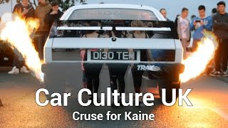 Cruise For Kaine | Charity Fundraising | CCUK Meets