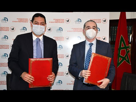 Video : Entrepreneuriat : Signature d'une convention de partenariat entre la CCISCS et la FCE
