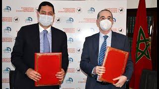 Entrepreneuriat : Signature d'une convention de partenariat entre la CCISCS et la FCE
