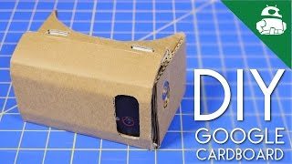 DIY Google Cardboard (how to)