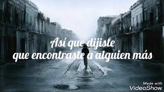 Nightcore - Somebody Else (sub-español)