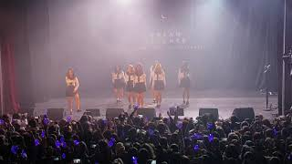 180225 Dreamcatcher Lucky strike (1st Tour FLY HIGH in Paris)