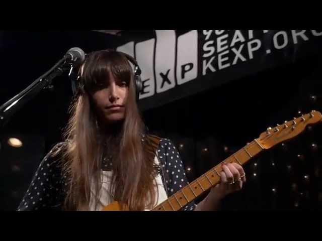 Vídeo de una actuación de Las Robertas en KEXP