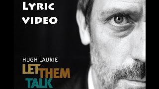 Hugh Laurie - Battle of Jericho (Lyrics)