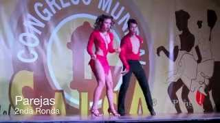 David and Paulina - 2012 Puerto Rico World Salsa Open - Second Round