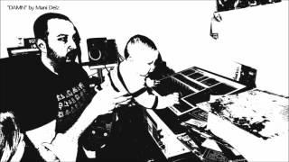DAMN - Instrumental - (Prod. Mani Deïz - Kids Of Crackling)