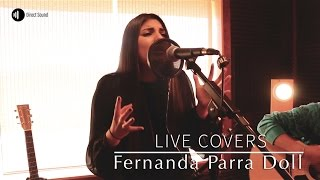 LIVE COVERS - It's A Man's Man's Man's World (James Brown) - Fernanda Parra Doll Cover