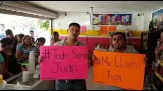 """Adriel Favela """"En mi Ciudad, Todos Somos Juan"""" (Bacobampo, SON.)"""