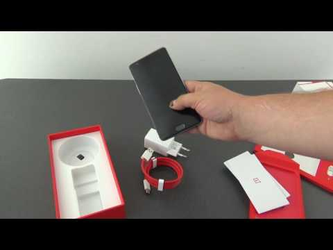 Unboxing One plus 3