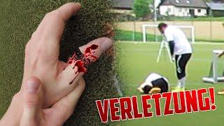 Patrick & Meti Real Life Fussball - VERLETZUNG! | Ankündigung...