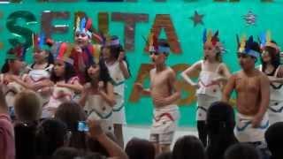 Dança  tic tac  Região Norte