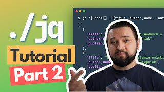 Parsing JSON in command-line with jq: sort_by, group_by, limit (part 1) | #jq #json
