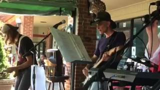 """Queen Esther and the Shelter Cats """"Hooch"""" by Everything -cover"""