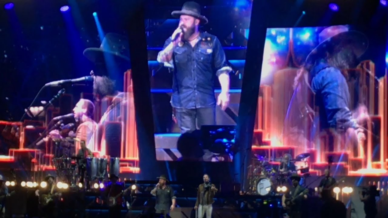 Zac Brown Band Down The Rabbit Hole Tour Schedule 2018 In White Springs Fl