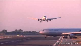 Piloto evita acidente de avião na Espanha Incrível!   0507141
